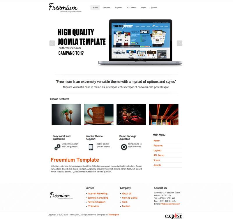 Joomla 1.5 14 Шаблоны